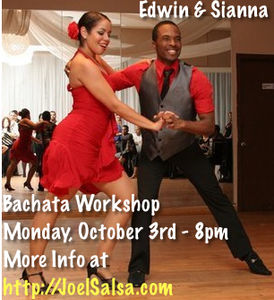 Bachata Workshop New York