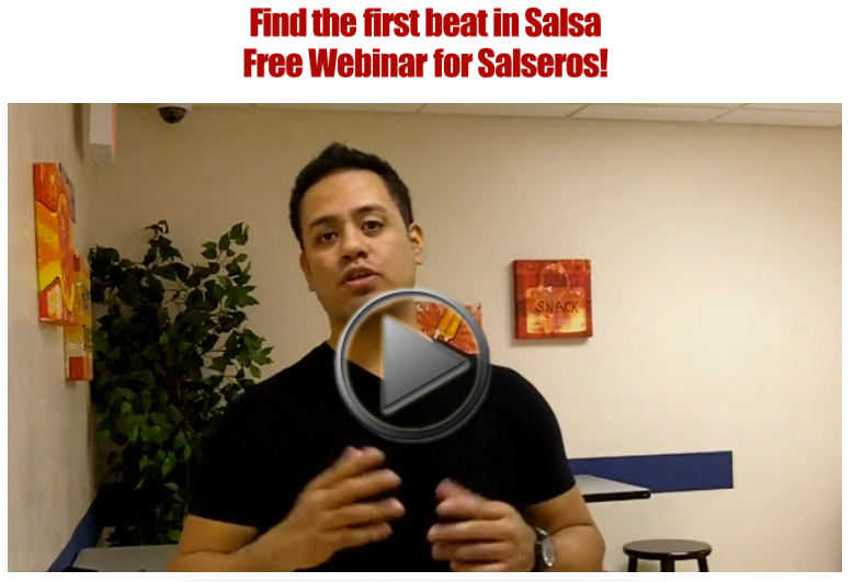 Find the first beat in Salsa