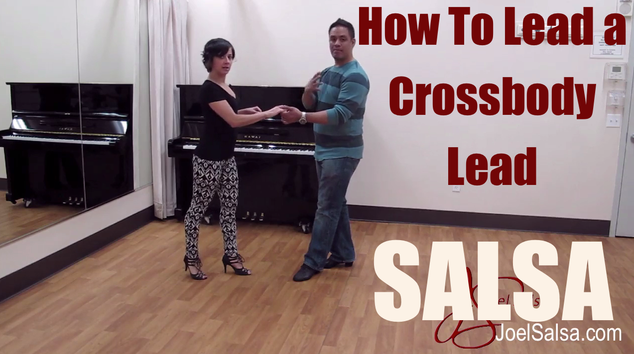 Salsa Tip Tuesday – How to Lead and Follow a Cross Body Lead in Salsa