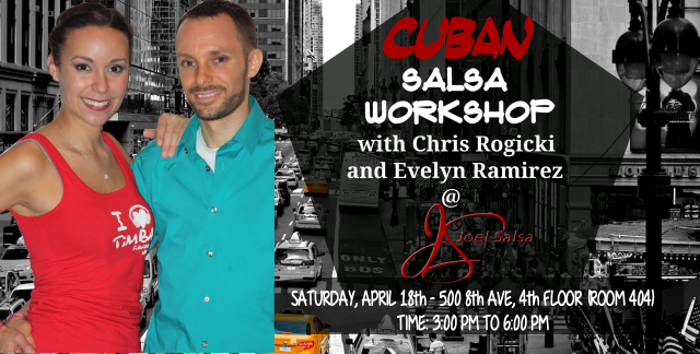 cuban workshop joelsalsa