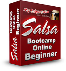 salsa lessons online- bootcamp
