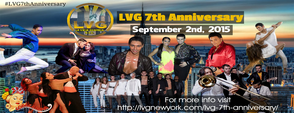 LVG 7th anniversary All Dancer