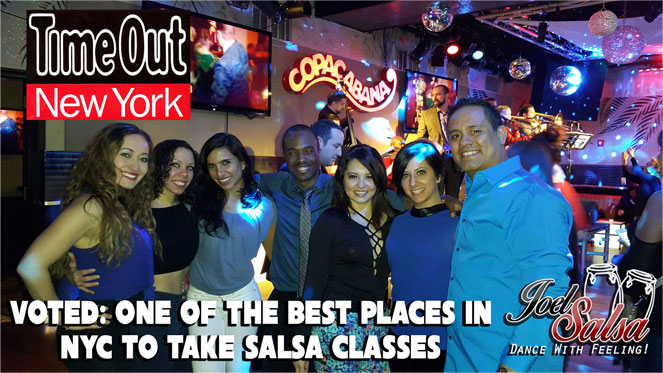 Best Salsa Classes In NYC