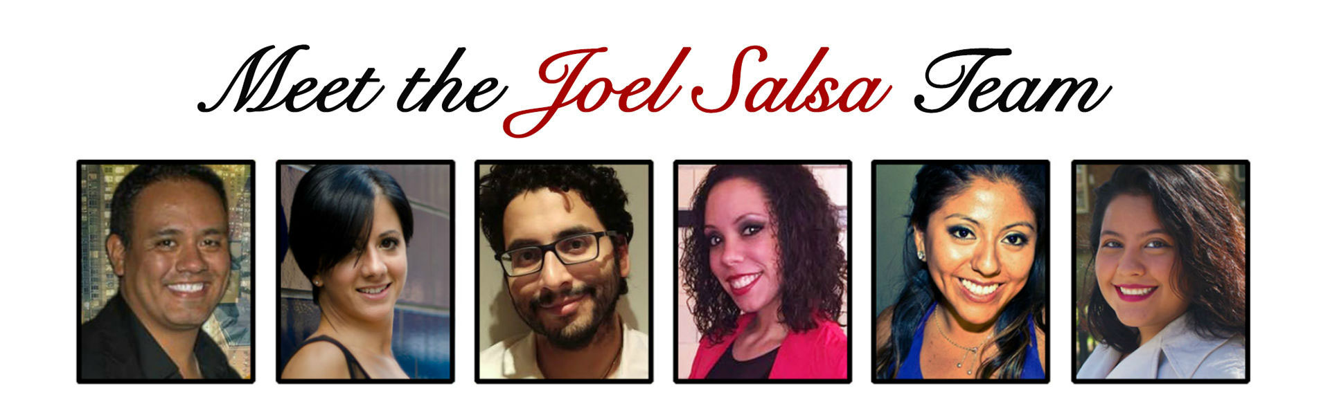 meet the team JoelSalsa