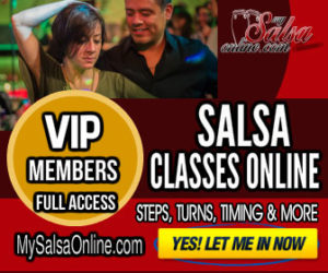 My Salsa Online Classes full access membership
