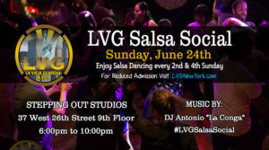 lvg salsa social nyc June-24th