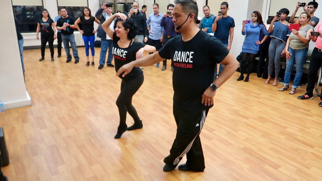 Salsa Shines Series: Swing Variations – Episode 1