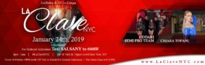 la clave nyc january 24th 2019