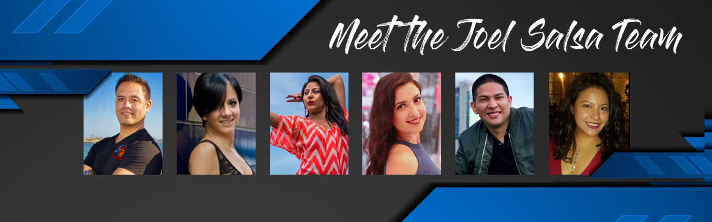 meet the joel salsa team