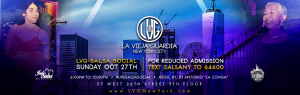 LVG Salsa Social on Sunday October 27th 2019